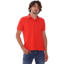 Textiel Heren Polo's korte mouwen Invicta 4452241/U Rood