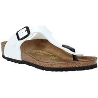 Schoenen Kinderen Sandalen / Open schoenen Birkenstock 846163 Wit