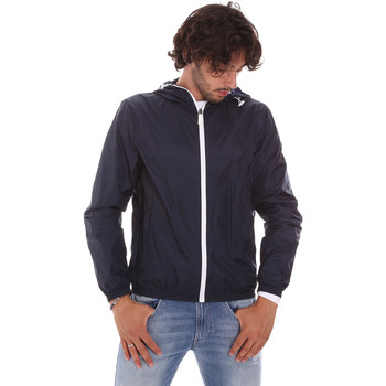 Textiel Heren Jacks / Blazers Invicta 4431760/U Blauw