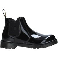 Schoenen Kinderen Laarzen Dr Martens 22993001 Zwart