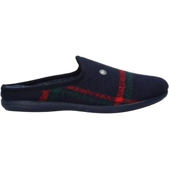 Schoenen Heren Sloffen Grunland CI2422 Blauw