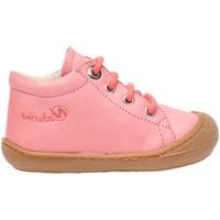 Schoenen Kinderen Hoge sneakers Naturino 2012889 01 Roze