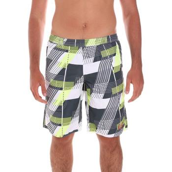 Textiel Heren Korte broeken / Bermuda's Ea7 Emporio Armani 902004 6P744 Grijs