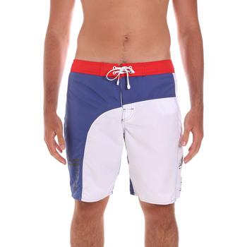 Textiel Heren Zwembroeken/ Zwemshorts Ea7 Emporio Armani 902003 6P742 Blauw
