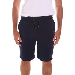 Textiel Heren Zwembroeken/ Zwemshorts Key Up 2G38J 0001 Blauw