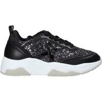 Schoenen Dames Sneakers Munich 8770079 Zwart