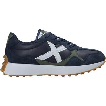 Schoenen Heren Sneakers Munich 8907003 Blauw