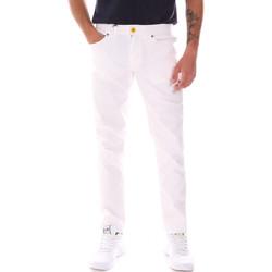 Textiel Heren Broeken / Pantalons Gaudi 811FU26005 Wit