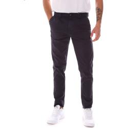 Textiel Heren Broeken / Pantalons Gaudi 021GU25006 Blauw