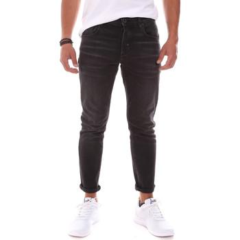 Textiel Heren Skinny jeans Antony Morato MMDT00226 FA750235 Zwart