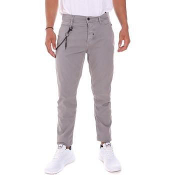 Textiel Heren Broeken / Pantalons Antony Morato MMTR00339 FA800077 Grijs