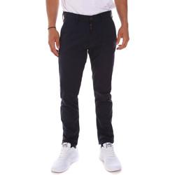 Textiel Heren Broeken / Pantalons Wrangler W18SGJ114 Blauw