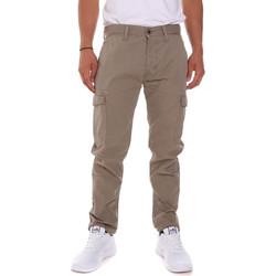 Textiel Heren Broeken / Pantalons Wrangler W15ELL65M Beige