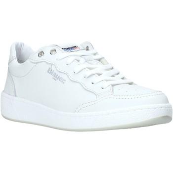 Schoenen Dames Lage sneakers Blauer F1OLYMPIA01/LEA Wit