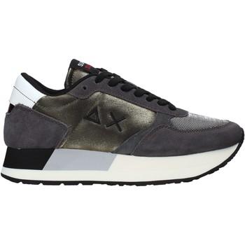 Schoenen Dames Lage sneakers Sun68 Z41221 Grijs