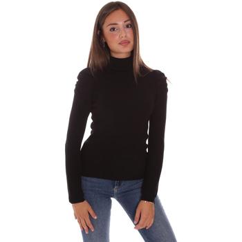 Textiel Dames Truien Fracomina FR21WT7059K45901 Zwart