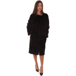 Textiel Dames Jacks / Blazers Fracomina F321WC4001O41201 Zwart