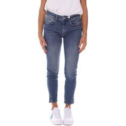 Textiel Dames Jeans Fracomina FP21WV9002D40102 Blauw