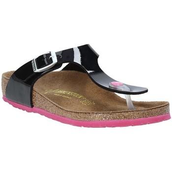 Schoenen Kinderen Slippers Birkenstock 845863 Zwart