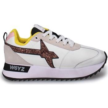 Schoenen Dames Lage sneakers W6yz 2016094 05 Zwart