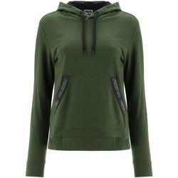 Textiel Dames Sweaters / Sweatshirts Freddy F1WFTS2 Groen