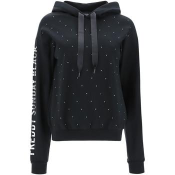 Textiel Dames Sweaters / Sweatshirts Freddy F1WSDS26C Zwart