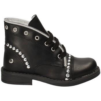 Schoenen Kinderen Laarzen Melania ME1028B7I.A Zwart