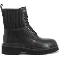 Schoenen Dames Laarzen Blauer F1IVY01/LEA Zwart