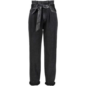 Textiel Dames Boyfriend jeans Gaudi 121BD26037 Zwart