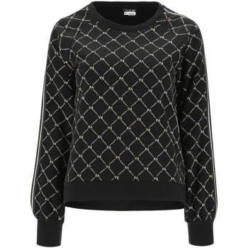 Textiel Dames Sweaters / Sweatshirts Freddy F1WSDS13C Zwart