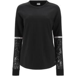 Textiel Dames Sweaters / Sweatshirts Freddy F1WSDS3 Zwart