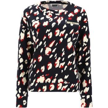 Textiel Dames Sweaters / Sweatshirts Freddy F1WSLS6C Zwart