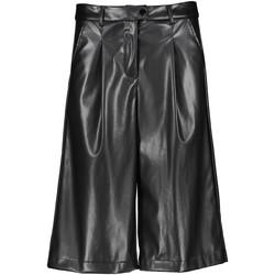 Textiel Dames Korte broeken / Bermuda's Gaudi 121FD28003 Zwart