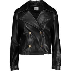 Textiel Dames Jacks / Blazers Gaudi 121FD38005 Zwart