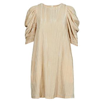 Textiel Dames Korte jurken Moony Mood  Beige