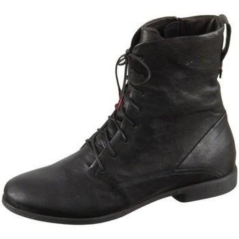 Schoenen Dames Laarzen Think Agrat Noir