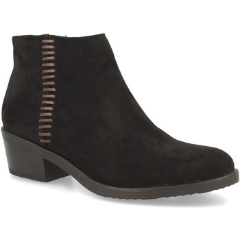 Schoenen Dames Enkellaarzen Clowse VR1-330 Negro