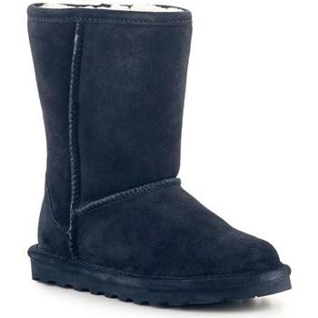 Schoenen Dames Snowboots Bearpaw Elle Short Bleu marine