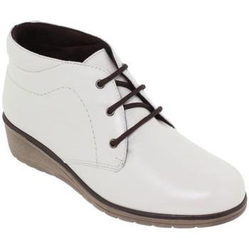 Schoenen Dames Laarzen Tupie Botines de mujer de piel by Blanc