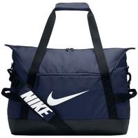 Tassen Sporttas Nike Academy Team Noir, Bleu marine