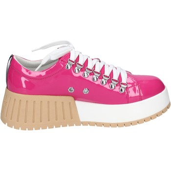 Schoenen Dames Lage sneakers Rucoline BH873 Rose