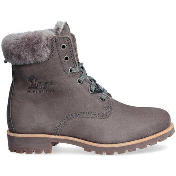 Schoenen Dames Laarzen Panama Jack PANAMA 03 IGLOO B20 Grijs
