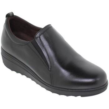 Schoenen Dames Derby Tupie Zapatos casual de piel by Amelie Noir