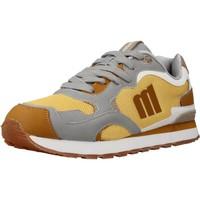 Schoenen Dames Lage sneakers MTNG 60103M Geel