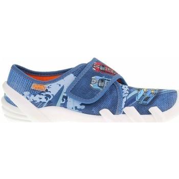 Schoenen Dames Sloffen Befado 273Y316 Bleu