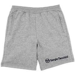 Textiel Heren Korte broeken / Bermuda's Sergio Tacchini Short  Asis S hea/grey