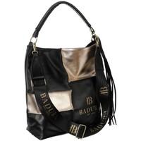 Tassen Dames Handtassen kort hengsel Badura 126110 Noir