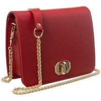 Tassen Dames Handtassen kort hengsel Badura 84580 Rouge