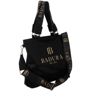 Tassen Dames Handtassen kort hengsel Badura 95480 Noir