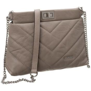 Tassen Dames Handtassen kort hengsel Badura 81670 Beige